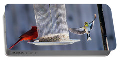 American Goldfinch Inbound Portable Battery Charger
