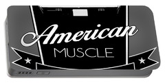 American Muscle Firebird Portable Battery Charger