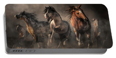 American Paint Horses Portable Battery Charger