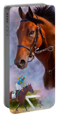American Pharoah Portable Battery Charger