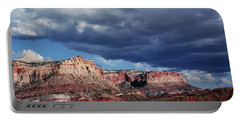 Portable Battery Charger featuring the photograph American Southwest by Marilyn Hunt