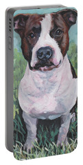 American Staffordshire Terrier Portable Battery Charger