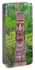 Native American Totem Portable Battery Charger
