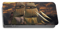 America's Ship Portable Battery Charger