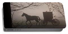 Amish Morning 1 Portable Battery Charger