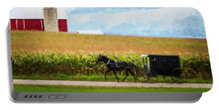 Amish Paradise Portable Battery Charger