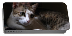 Ammani The Cat Portable Battery Charger