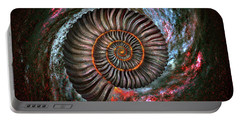 Ammonite Galaxy Portable Battery Charger