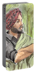 Ammy Virk - Punjab  Portable Battery Charger