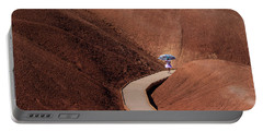 Among The Painted Hills Portable Battery Charger
