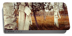 Among The Tall Grass Portable Battery Charger