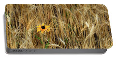 Among The Wheat 2 Portable Battery Charger