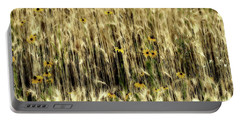 Among The Wheat 3 Portable Battery Charger