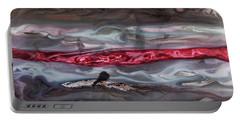 Amor Incondicional Portable Battery Charger