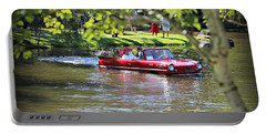 Amphicar Swimming Portable Battery Charger