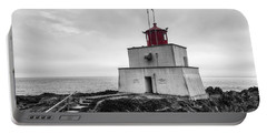 Amphitrite Point Lighthouse Portable Battery Charger