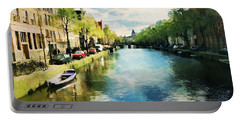 Amsterdam Waterways Portable Battery Charger