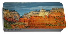 An Act Of God, Fay Canyon, Arizona Portable Battery Charger