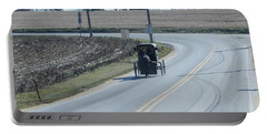 An Afternoon Buggy Ride Portable Battery Charger