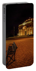 Portable Battery Charger featuring the photograph An Atascadero Christmas by Tim Bryan