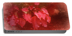 Portable Battery Charger featuring the photograph An Autumn Bunch by Elaine Teague