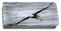 An Eagles Catch 12 Portable Battery Charger by Brook Burling