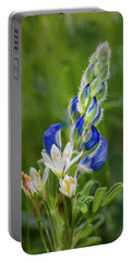 An Intimate Bouquet Portable Battery Charger