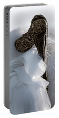 An Intimate Portrait Portable Battery Charger by Cyndy Doty