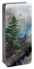 An Yosemite Afternoon Portable Battery Charger