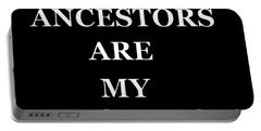 Ancestors Portable Battery Charger