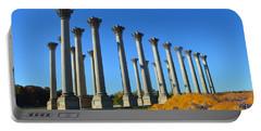 Ancient Corinthian Columns  Portable Battery Charger