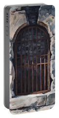 Ancient Door Portable Battery Charger