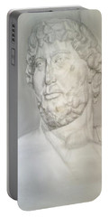 Ancient Greek Statue Portable Battery Charger