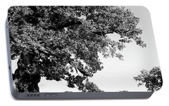 Ancient Oak, Bradgate Park Portable Battery Charger by John Edwards