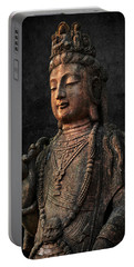 Portable Battery Charger featuring the photograph Ancient Peace by Daniel Hagerman