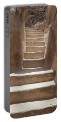 Ancient Stairs Portable Battery Charger