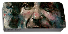 And She Feeds You Tea And Oranges That Come All The Way From China  Portable Battery Charger by Paul Lovering