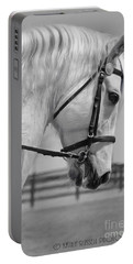 Andalusian Stallion Portable Battery Charger