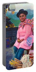 Andean Mama Portable Battery Charger