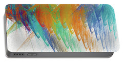 Andee Design Abstract 41 2017 Portable Battery Charger