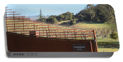 Anderson Valley Vineyard Portable Battery Charger