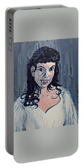 Andree Melly As Gina In The Brides Of Dracula  Portable Battery Charger