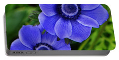 Anemone Nemorosa Portable Battery Charger