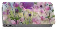 Anemone Softness  Portable Battery Charger