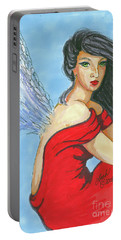 Angel Among Us Portable Battery Charger