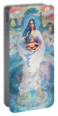 Angel Blessing Portable Battery Charger