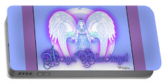 Angel Blessings #196 Portable Battery Charger