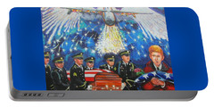 Angel Flight Portable Battery Charger