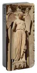 Angel In Reims Portable Battery Charger