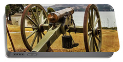 Angel Island Cannon Portable Battery Charger